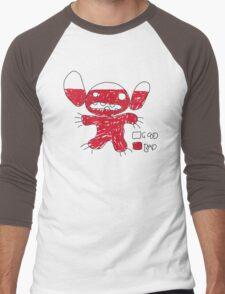 Good vs Bad Men's Baseball ¾ T-Shirt