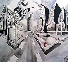 NYC 2 by Ruben Garcia
