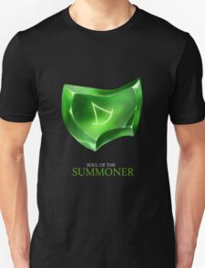 Soul of the Summoner -black T-Shirt