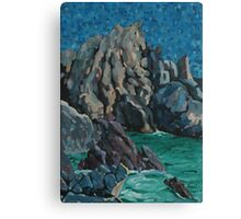 Mull of Galloway Canvas Print