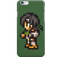 Yuffie Kisaragi sprite - FFRK - Final Fantasy VII (FF7) iPhone Case/Skin