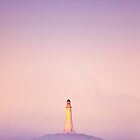Misty Sunset by Rob Sutherland