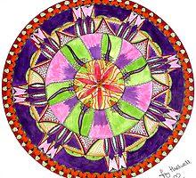 Mandala by Fay Hartwell