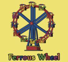 Ferrous Wheel (Fe2+) by connor95