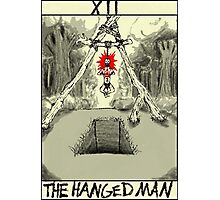 Tarot: The Hanged Man Photographic Print