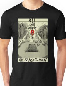 Tarot: The Hanged Man Unisex T-Shirt
