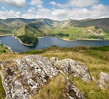 Haweswater Reservoir - Cumbria by eddiej