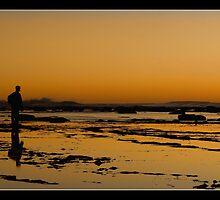 Up At Dawn by Vic Feferberg