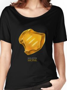 Soul of the Monk -black Women's Relaxed Fit T-Shirt