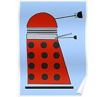 Drone Dalek Poster
