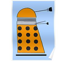 Scientist Dalek Poster