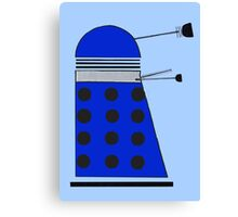 Strategist Dalek Canvas Print