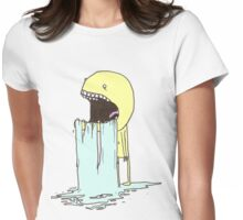 Drool. Womens Fitted T-Shirt