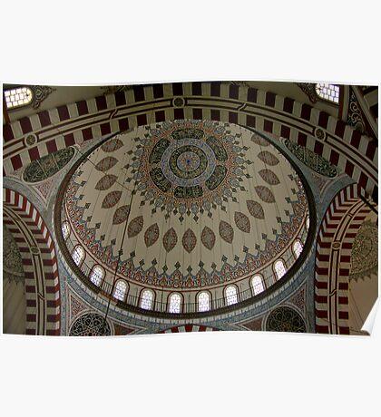 Islamic Symmetry Poster