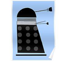 Dalek (Black) Poster
