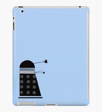 Dalek (Black) iPad Case/Skin