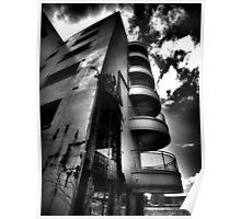 Hospital Shadows Poster