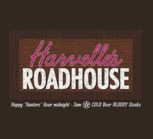Harvelle's Roadhouse - Supernatural by rexraygun