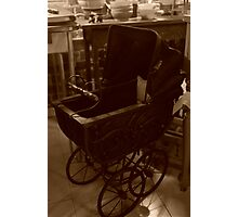 Old Timey Things Photographic Print