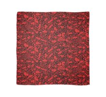 Keith Haring -Red People- Scarf