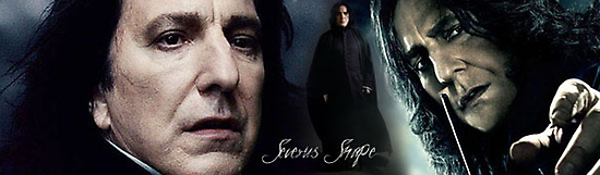 Severus Snape by kippz07
