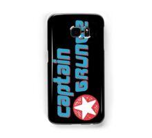 Captain Grunge MUSIC Samsung Galaxy Case/Skin