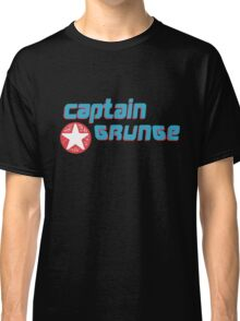 Captain Grunge MUSIC Classic T-Shirt