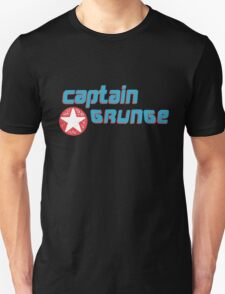 Captain Grunge MUSIC Unisex T-Shirt