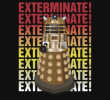 Exterminate! by Asia Barsoski