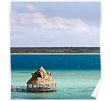 Bacalar Lagoon Poster