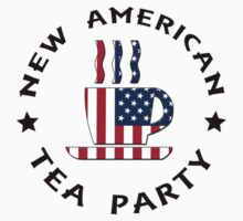 New American Tea Party by avdesigns