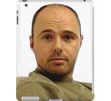 Local Boy Karl Pilkington iPad Case/Skin