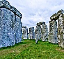 Stonehenge Circles by Yukondick
