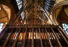 York Minster I by Svetlana Sewell