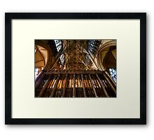 York Minster I Framed Print