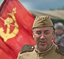 Russian WW2 by cameraimagery