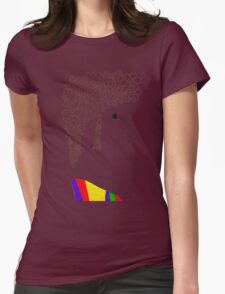Four Womens Fitted T-Shirt