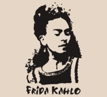 Frida Kahlo by Earth-Gnome
