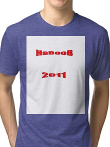 Haboob 2011 Tri-blend T-Shirt
