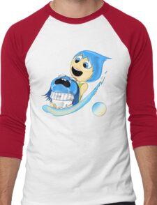 Embrace your Sadness Men's Baseball ¾ T-Shirt