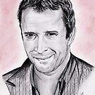 James Purefoy portrait by jos2507