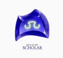 Soul of the Scholar -white Unisex T-Shirt