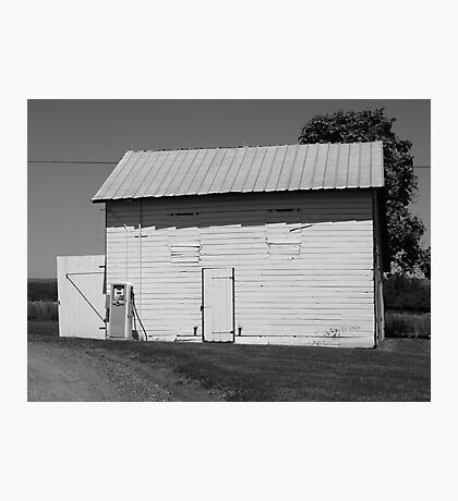 Barn Photographic Print