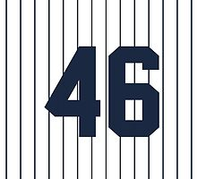 Number 46 Pinstripe Design by canossagraphics