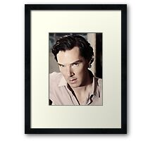 benedict daddy Framed Print