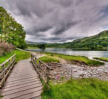 Rydal Water Walk by John Hare