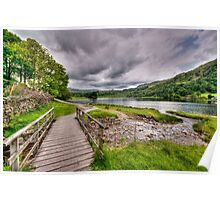 Rydal Water Walk Poster
