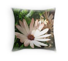 Daisy, Daisy - Rectangular Vignette Throw Pillow