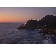 Heceta Head Light, Lane County, Oregon Photographic Print