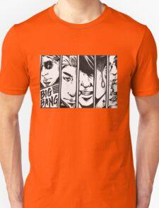 Cartoon of bigbang T-Shirt